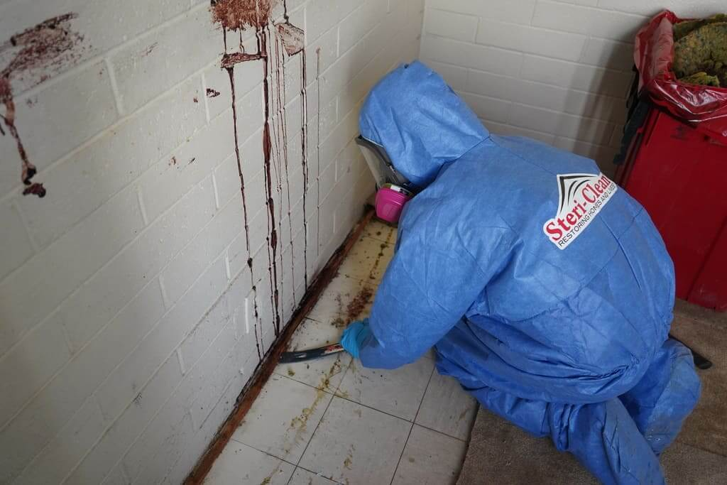 Blood _ Biohazard _ Crime Scene 2